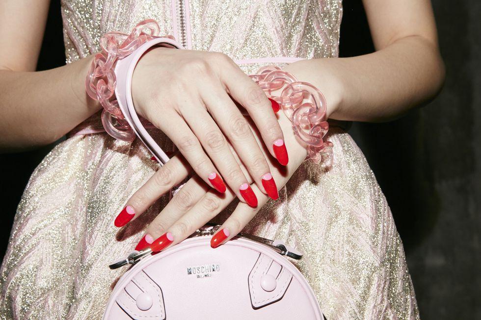 Essie Moschino Nails