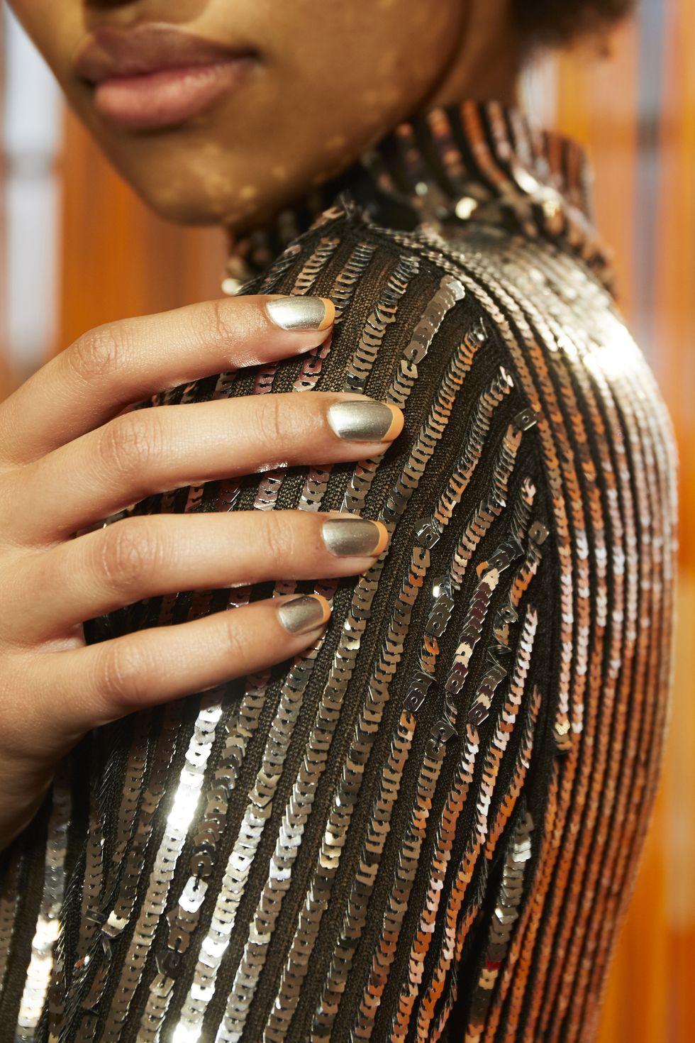 Tania Taylor Essie Nails